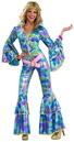 Forum Novelties 62836 70's Disco Mama Adult Costume