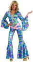 Forum Novelties 62837 70's Disco Mama Adult Costume