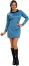 Rubies Costumes 889060S Star Trek Classic Blue Dress Deluxe Adult Costume
