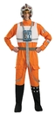 Rubies Costumes 180084 Star Wars Clone Wars X-Wing Fighter Pilot Adult - X-Large