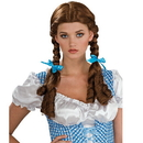 Rubies Costumes 51762 The Wizard of Oz Deluxe Dorothy Wig Adult