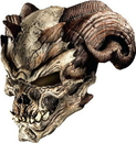 Rubies Costumes 180307 Cave Demon Mask Adult