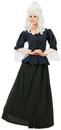 Charades Costumes 180563 Martha Washington Colonial Woman Adult Costume - Small