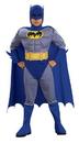 Rubies Costumes 883482T Batman Brave & Bold Deluxe M/C Batman Toddler / Child Costume