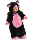 185805 Princess Paradise 4244CE Black Kitty Infant / Toddler Costume
