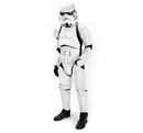 Rubies Costumes 909866STD Stormtrooper Supreme Edition Adult Costume