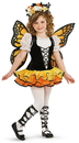 Rubies Costumes 185932 Monarch Butterfly Child Costume - Medium (8/10)