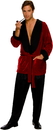 Rubies Costumes 186715 Playboy Men's Smoking Jacket Adult Costume