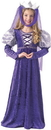 Rubies Costumes 67195M Renaissance Queen Child Costume