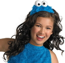 Disguise 16743 Sesame Street - Cookie Monster Adult Headband