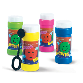 US Toy Smiley Bubbles Assorted