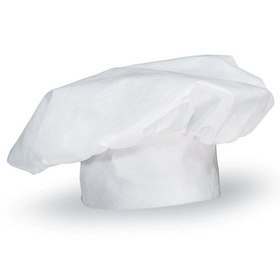 Darice Crafts AC 106-782 Chef Hat - Size: One Size - Color: Rainbow - Size: One Size - Color: White