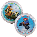 Party Destination Mario Kart Wii Foil Balloon