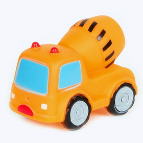 BW-1523 Cement Truck Squirt Toy