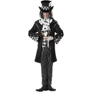 California Costumes 194495 Dark Mad Hatter Adult Costume - X-Large
