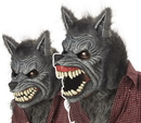 California Costumes 60305 Werewolf Ani-Motion Adult Mask