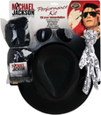 Rubies Costumes 5340 Michael Jackson Performance Accessory Kit (Adult)