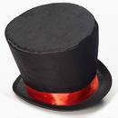 Forum Novelties 195619 Mad Hatter Adult Top Hat