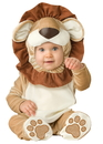In Character Costumes 196429 Lovable Lion Infant / Toddler Costume