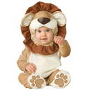 In Character Costumes 196431 Lovable Lion Infant / Toddler Costume - 18 Months/2T