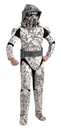 Rubies Costumes 197180 Star Wars Clone Wars Deluxe Arf Trooper Child Costume - Small (4-6)