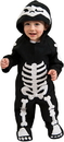 Rubies Costumes 885990T Baby Skeleton Infant / Toddler Costume