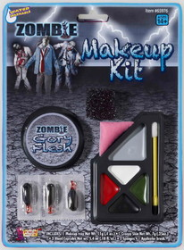 Forum Novelties 65976 Zombie Make Up Kit