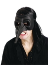 Fun World 199340 Venetian Raven Black Mask (Adult)