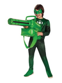 Rubies Costumes 3631 Green Lantern - Inflatable Gatling Gun
