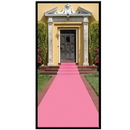 Beistle 50087-P Pink Carpet Runner