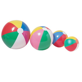 US Toy IN168 Inflatable Beach Ball 8""