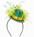 Amscan 209698 St. Patrick's Day Feathered Headband