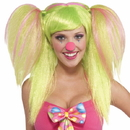 Forum Novelties 214260 Circus Sweetie Lollypop Lilly Wig