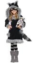 Fun World 215076 Sweet Raccoon Child Costume