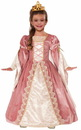 Forum Novelties 219168 Victorian Rose Child Costume