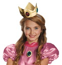 Disguise 219501 Super Mario Brothers Princess Peach Crown & Amulet