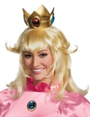 Disguise 219761 Super Mario Bros. - Princess Peach Wig
