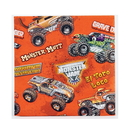 Birthday Express 233219 Monster Jam 3D Beverage Napkins