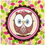 Party Destination 233329 Look Whoo's 1 Pink Lunch Napkins - Color: Pink