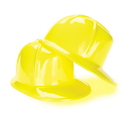 US Toy 236834 Construction Party Hard Hat (child sized)