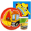 Birthday Express 238005 Construction Pals Snack Party Pack