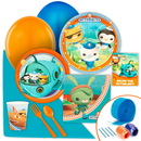 Birthday Express 238057 The Octonauts Value Party Pack