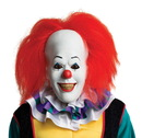 Rubies Costumes 240292 Stephen Kings IT Pennywise Mask