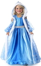 Princess Paradise 240613 Snow Queen Gown and Cape
