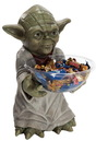 Rubies Costumes 241006 Star Wars Yoda Candy Bowl and Holder
