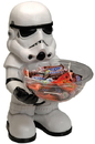 Rubies Costumes 241008 Star Wars - Storm Trooper Candy Bowl and Holder