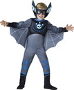 In Character Costumes 241767 Wild Kratts Quality Bat Blue Child