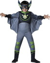 In Character Costumes 241771 Wild Kratts Quality Bat Green Child