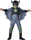 In Character Costumes 241772 Wild Kratts Quality Bat Green Child