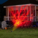 Gemmy 241899 Outdoor RRY Lightshow Spot Light-Fire and Ice